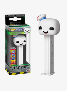 Funko POP! PEZ Ghostbusters: Stay Puft Dispenser w/ Candy