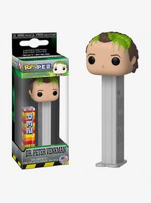 Funko POP! PEZ Ghostbusters: Dr. Peter Venkman Dispenser w/ Candy