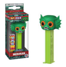Funko POP! PEZ Masters Of The Universe: Merman Dispenser w/ Candy