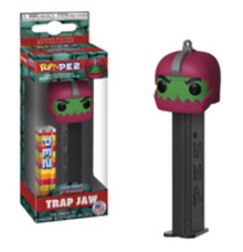 Funko POP! PEZ Masters Of The Universe: Trap Jaw Dispenser w/ Candy