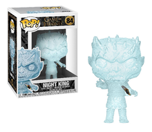 Funko POP! Game Of Thrones: Crystal Night King w/ Dagger In Chest Vinyl Figure