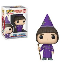 Funko POP! Television Stranger Things (Season 3): Will The Wise Vinyl Figure - Arriving May 29, 2019