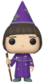 Funko POP! Television Stranger Things (Season 3): Will The Wise Vinyl Figure