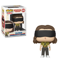 Funko POP! Television Stranger Things (Season 3): Battle Eleven Vinyl Figure - Arriving May 29, 2019