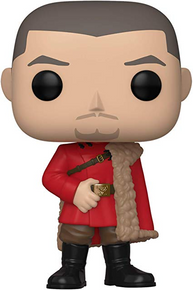 Funko POP! Movies Harry Potter: Viktor Krum (Yule) Vinyl Figure