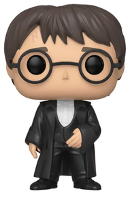 Funko POP! Movies Harry Potter: Harry Potter (Yule) Vinyl Figure
