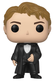 Funko POP! Movies Harry Potter: Cedric Diggory (Yule) Vinyl Figure