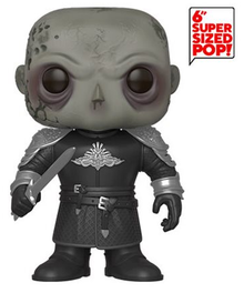 Funko POP! Game Of Thrones: The Mountain (Unmasked) 6 Inch Vinyl Figure