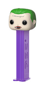 Funko POP! PEZ DC Comics: The Joker (Suicide Squad) Dispenser w/ Candy