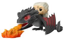 Funko POP! Game Of Thrones: Daenerys On Fiery Drogon Vinyl Figure