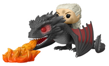 Funko POP! Game Of Thrones: Daenerys On Fiery Drogon Vinyl Figure - Pre-Order
