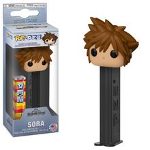 Funko POP! PEZ Disney Kingdom Hearts: Sora Dispenser w/ Candy