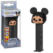 Funko POP! PEZ Disney Kingdom Hearts: Organization 13 Mickey Dispenser w/ Candy