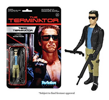 Funko ReAction Movies The Terminator: T-800 Terminator Action Figure - Low Inventory!