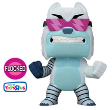 Funko POP! Television Teen Titans Go! - Night Begins To Shine: Flocked Bear Toys R Us Exclusive Vinyl Figure - Clearance