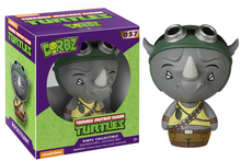 Funko Dorbz Television Teenage Mutant Ninja Turtles: Rocksteady Vinyl Figure - Closeout
