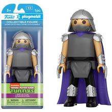 Funko Playmobil Teenage Mutant Ninja Turtles: Shredder Collectible Figure - Closeout