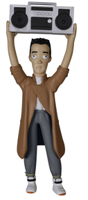 Funko Vinyl Idolz Movies Say Anything: Lloyd Dobler Vinyl Figure