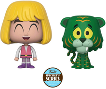 Funko Vynl. Television Masters Of The Universe: Prince Adam & Cringer Vinyl Figure 2 Pack - Specialty Series