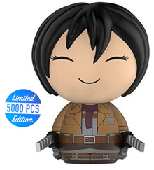 Funko Dorbz Animation Attack On Titan: Mikasa Ackerman Vinyl Figure - LE 5000pcs