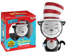 Funko Dorbz Books Dr. Seuss: Flocked Cat In The Hat Hot Topic Exclusive Vinyl Figure - LE 1500pcs - Closeout