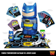 Funko DC Comics: Batman vs. Joker Throwdown Game