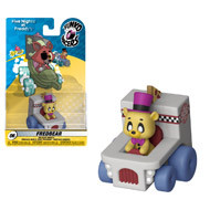 Funko Racers Five Nights At Freddy's: Fredbear Die-Cast Vehicle