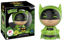 Funko Dorbz DC Comics: Green Glow In The Dark Batman Walgreen's Exclusive Vinyl Figure - Closeout