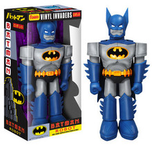 Funko Vinyl Invaders DC Comics: Batman Robot Vinyl Figure