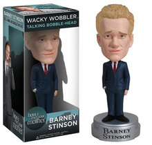 Funko Television How I Met Your Mother: Barney Stinson Talking Wacky Wobbler Bobblehead - Warehouse Blowout