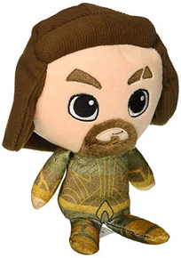 Funko Plush DC Comics Hero Plushies Justice League: Aquaman Doll
