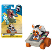 Funko Racers Five Nights At Freddy's: Lolbit Die-Cast Vehicle