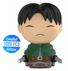 Funko Dorbz Animation Attack On Titan: Captain Levi Vinyl Figure - LE 5000pcs