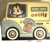 2018 FunDays Funko Apparel Stranger Things: Scoops Ahoy Ice Cream Exclusive T-Shirt In Ice Cream Truck - Size: X-Large - Closeout