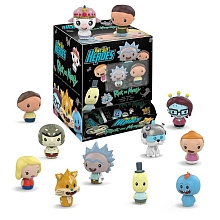 Funko Pint Size Heroes Animation: Rick & Morty Toys R Us Exclusive 24pc Blind Bag Vinyl Figure Assortment - Closeout
