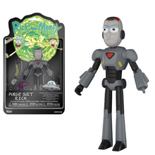 Funko Action Figures Rick & Morty: Purge Suit Rick Collectible Figure