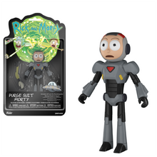 Funko Action Figures Rick & Morty: Purge Suit Morty Collectible Figure