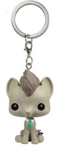 Funko Pocket POP! Keychain My Little Pony: Dr. Hooves Vinyl Figure