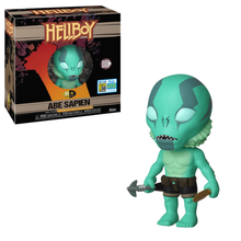 2019 SDCC Funko 5 Star Movies Hellboy: Abe Sapien Exclusive Vinyl Figure - SDCC Sticker