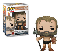 Funko POP! Movies Cast Away: Chuck Noland w/ Wilson Vinyl Figure