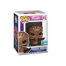 2019 FunDays Funko POP! Shocka Rocka Exclusive Vinyl Figure - LE 520pcs