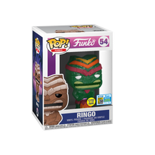 2019 FunDays Funko POP! Ringo (Green Glow) Exclusive Vinyl Figure - LE 400pcs
