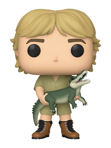 Funko POP! Television Crocodile Hunter: Steve Irwin Vinyl Figure