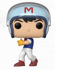 Funko POP! Animation Speed Racer: Speed Racer In Helmet Vinyl Figure
