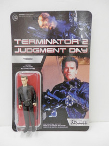 Funko ReAction Movies The Terminator: T-800 Action Figure - Funko Closeout
