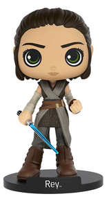 Funko Star Wars The Last Jedi: Rey Wobbler Bobblehead