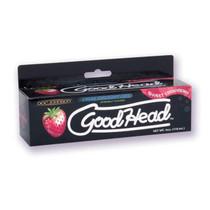 GoodHead - Oral Delight Gel - Strawberry