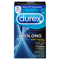 Durex Prolong 12pk