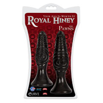 Royal Hiney Red The Pawns Black