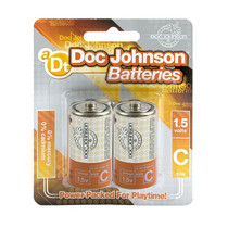 Doc Johnson C Batteries (2)